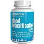 Fatores Desentoxificação do Sangue Michael's 60 Tabletes   Comprar Suplemento em Promoção Site Barato e Bom
