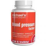 Blood Pressure Factors Michael's 60 Tabletes   Comprar Suplemento em Promoção Site Barato e Bom