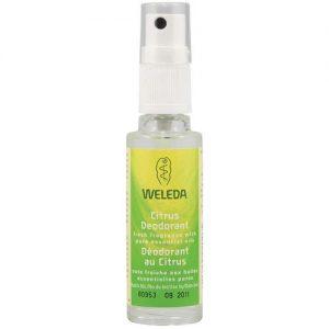 Weleda Desodorante Spray Citrus 1,02 fl oz   Comprar Suplemento em Promoção Site Barato e Bom