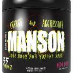 Dark Metal Manson Mixed Berry 35 Svgs   Comprar Suplemento em Promoção Site Barato e Bom