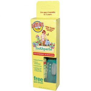Jason Natural Cosmetics Tpste Criança STRW / ban br 1,6 onças   Comprar Suplemento em Promoção Site Barato e Bom