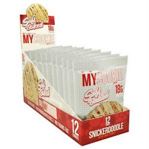 Pro Supps Mycookie Snickerdoodle - Gluten Free   Comprar Suplemento em Promoção Site Barato e Bom