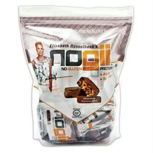 Nogii Protein D'lites Chocolate Caramel Bliss - Gluten Free - 18 - 1oz (28g) Bars   Comprar Suplemento em Promoção Site Barato e Bom