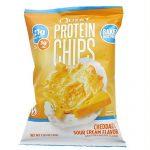 Quest Nutrition Protein Chips Cheddar & Sour Cream - Gluten Free   Comprar Suplemento em Promoção Site Barato e Bom