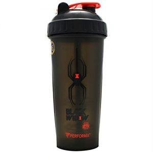Perfect Shaker Infinity War Series Shaker Cup Black Widow   Comprar Suplemento em Promoção Site Barato e Bom