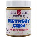 Buff Bake Protein Almond Spread Birthday Cake - Gluten Free - 13 oz (368 g)   Comprar Suplemento em Promoção Site Barato e Bom