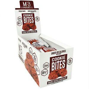 Myproteinbites Cookie Bites Double Dutch Chocolate - Gluten Free   Comprar Suplemento em Promoção Site Barato e Bom