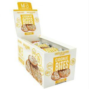 Myproteinbites Cookie Bites Lemon Drop - Gluten Free   Comprar Suplemento em Promoção Site Barato e Bom