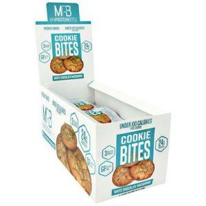 Myproteinbites Cookie Bites White Chocolate Macadamia - Gluten Free   Comprar Suplemento em Promoção Site Barato e Bom