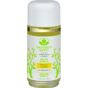 Nature's Gate Vitamin E Oil - 40000 Iu - 2 Fl Oz   Comprar Suplemento em Promoção Site Barato e Bom