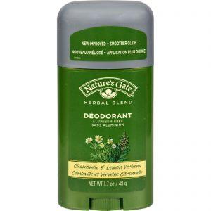 Stick Deodorant W/ Organic Ing.; Chamomile & Lemon Verbena   Comprar Suplemento em Promoção Site Barato e Bom