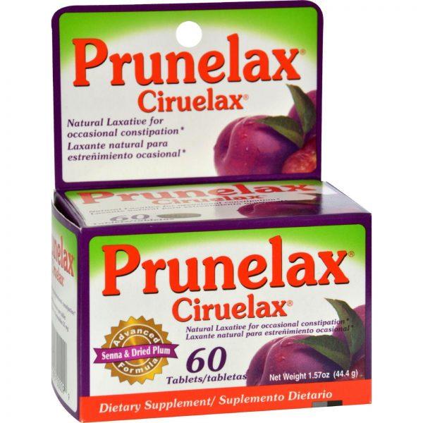 Prunelax Ciruelax - 60 Tablets   Comprar Suplemento em Promoção Site Barato e Bom