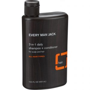 Every Man Jack 2 In 1 Shampoo Plus Conditioner - Daily - Scalp And Hair - All Hair Types - 13.5 Oz   Comprar Suplemento em Promoção Site Barato e Bom