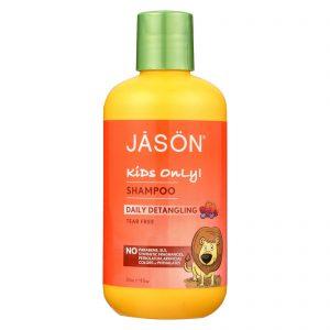 Jason Natural Products Jason Natural Products Detangle Kids Only - Detangling - 8 Fl Oz.   Comprar Suplemento em Promoção Site Barato e Bom