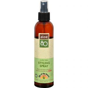 Aloe 80 Organic Styling Spray   Comprar Suplemento em Promoção Site Barato e Bom