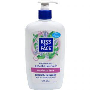 Kiss My Face Ultra Moisturizer Peaceful Patchouli - 16 Fl Oz   Comprar Suplemento em Promoção Site Barato e Bom