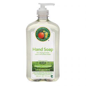 Earth Friendly Hand Soap - Lemongrass - Case Of 6 - 17 Fl Oz.   Comprar Suplemento em Promoção Site Barato e Bom