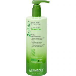 Giovanni Hair Care Products Shampoo - 2chic Avocado And Olive Oil - 24 Fl Oz   Comprar Suplemento em Promoção Site Barato e Bom