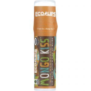 Mongo Kiss Display Center - Lip Balm - Organic - Eco Lips - Vanilla Honey - .25 Oz - Case Of 15   Comprar Suplemento em Promoção Site Barato e Bom