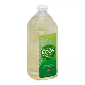 Earth Friendly Hand Soap Refill - Lemongrass - Case Of 6 - 32 Fl Oz.   Comprar Suplemento em Promoção Site Barato e Bom