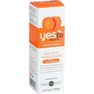 Yes To Carrots Moisturizer - Daily Facial - Nourishing - Spf 15 - 1.7 Oz   Comprar Suplemento em Promoção Site Barato e Bom