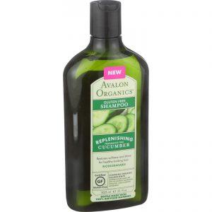 Avalon Replenishing Shampoo - Cucumber - 11 Fl Oz   Comprar Suplemento em Promoção Site Barato e Bom