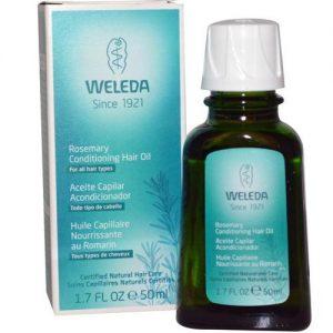 Weleda Hair Oil - Conditioning - Rosemary - 1.7 Fl Oz   Comprar Suplemento em Promoção Site Barato e Bom