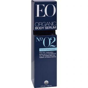Eo Products Body Serum - Organic - Number 02 Restorative - 4 Fl Oz   Comprar Suplemento em Promoção Site Barato e Bom