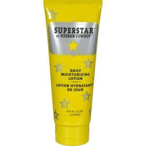 Herban Cowboy Lotion - Daily Moisturizing - Superstar - 6 Fl Oz   Comprar Suplemento em Promoção Site Barato e Bom