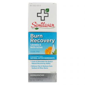 Similasan Burn Recovery Cooling Spray - 3.04 Fl Oz.   Comprar Suplemento em Promoção Site Barato e Bom
