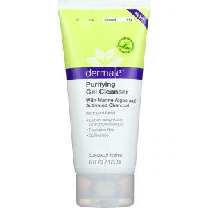 Derma E Gel Cleanser - Purifying - 6 Oz - 1 Each   Comprar Suplemento em Promoção Site Barato e Bom