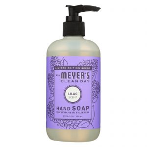 Mrs. Meyers Clean Day - Liquid Hand Soap - Lilac - Case Of 6 - 12.5 Fz   Comprar Suplemento em Promoção Site Barato e Bom