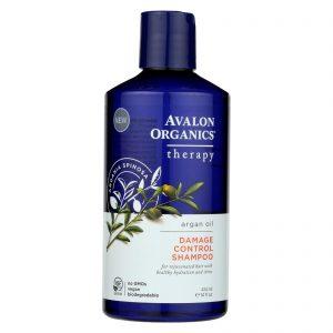 Avalon Damage Control Argan Oil Shampoo - 14 Oz.   Comprar Suplemento em Promoção Site Barato e Bom