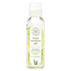 Hand Sanitizer Gel; Lemongrass   Comprar Suplemento em Promoção Site Barato e Bom