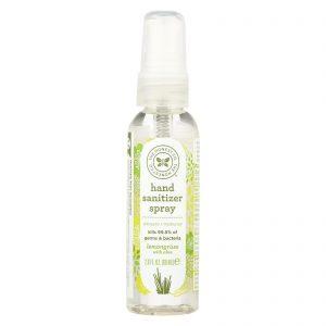 Hand Sanitizer Spray; Lemongrass   Comprar Suplemento em Promoção Site Barato e Bom