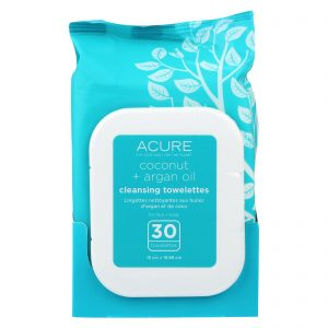 Acure Towelettes - Argan + Coconut Oil - 30 Count   Comprar Suplemento em Promoção Site Barato e Bom