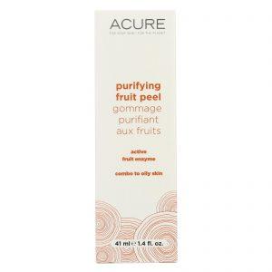 Acure Peel - Resurfacing Fruit - 1.4 Fl Oz   Comprar Suplemento em Promoção Site Barato e Bom