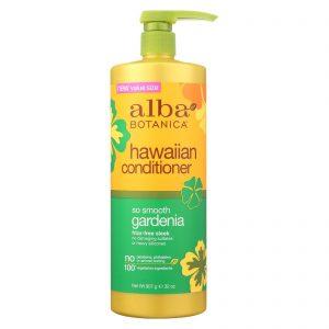 Alba Botanica Hawaiian Conditioner - So Smooth Gardenia - 32 Oz   Comprar Suplemento em Promoção Site Barato e Bom