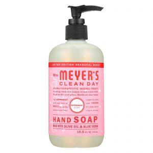 Mrs. Meyers Clean Day - Liquid Hand Soap - Peppermint - Case Of 6 - 12.5 Fz   Comprar Suplemento em Promoção Site Barato e Bom