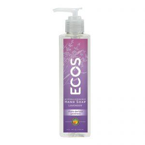 Earth Friendly Hand Soap - Ecos - Lavender - Case Of 6 - 8 Oz   Comprar Suplemento em Promoção Site Barato e Bom
