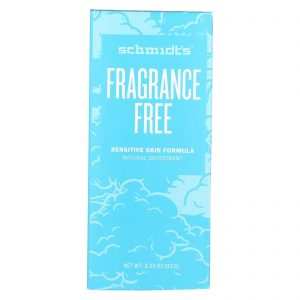 Schmidt's Deodorant Deodorant Stick - Fragrance - Free Sensitive - 3.25 Oz   Comprar Suplemento em Promoção Site Barato e Bom