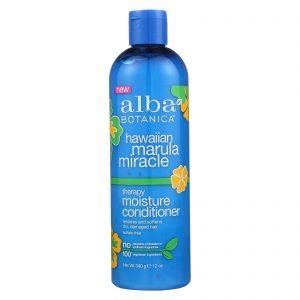 Alba Botanica Hawaiian Conditioner - Marula Miracle - 12 Fl Oz   Comprar Suplemento em Promoção Site Barato e Bom