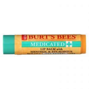 Burts Bees - Lip Balm - Medicated - Case Of 12 - 1 Count   Comprar Suplemento em Promoção Site Barato e Bom