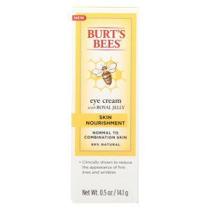 Burts Bees Eye Cream - Skin Nourish - 0.5 Oz   Comprar Suplemento em Promoção Site Barato e Bom
