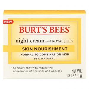 Burts Bees Night Cream - Skin Nourish - 1.8 Oz   Comprar Suplemento em Promoção Site Barato e Bom