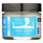Go Primal Deodorant Stick - Unscented - Paste - 2 Oz   Comprar Suplemento em Promoção Site Barato e Bom