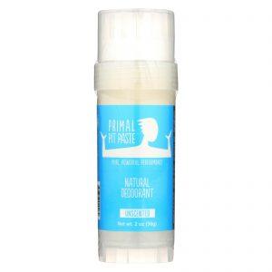 Go Primal Deodorant Stick - Unscented - 2 Oz   Comprar Suplemento em Promoção Site Barato e Bom