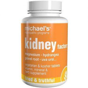 Michael's Suporte Renal Fatores de 60 Tabletes   Comprar Suplemento em Promoção Site Barato e Bom