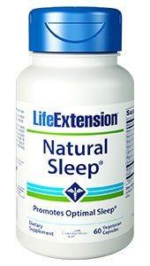 Life Extension Natural Sleep® | 60 vegetarian capsules   Comprar Suplemento em Promoção Site Barato e Bom