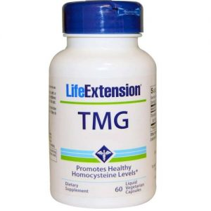 Life Extension TMG 60 V Tabletes   Comprar Suplemento em Promoção Site Barato e Bom